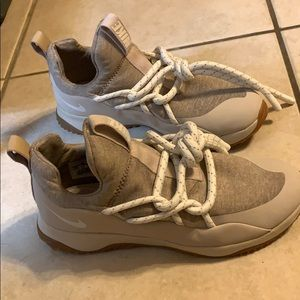 Nike sneakers never worn